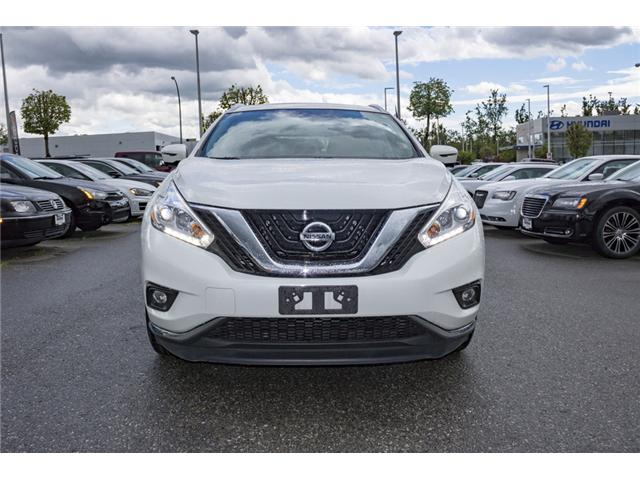 2016 Nissan Murano SL (Stk: J194837A) in Abbotsford - Image 2 of 29