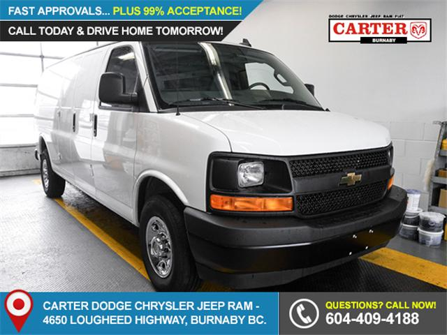 2017 Chevrolet Express 2500 1WT (Stk: 9-5895-0) in Burnaby - Image 1 of 22