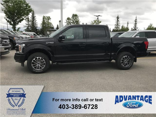 2018 Ford F-150 Lariat (Stk: J-078) in Calgary - Image 2 of 6