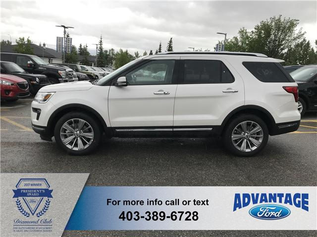 2018 Ford Explorer Limited (Stk: J-160) in Calgary - Image 2 of 6