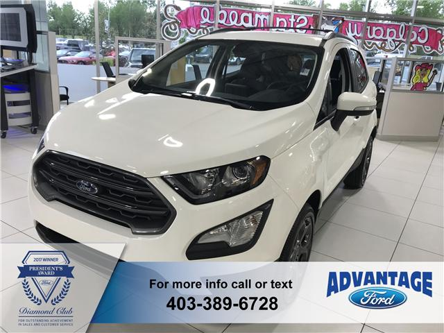 Ford Ecosport Ses Stk J  In Calgary Image