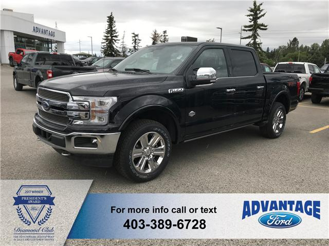 2018 Ford F-150 King Ranch (Stk: J-376) in Calgary - Image 1 of 6