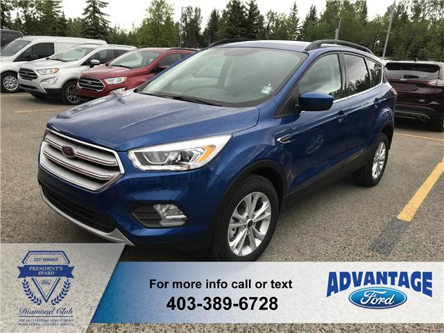 2018 Ford Escape SEL (Stk: J-1035) in Calgary - Image 1 of 5