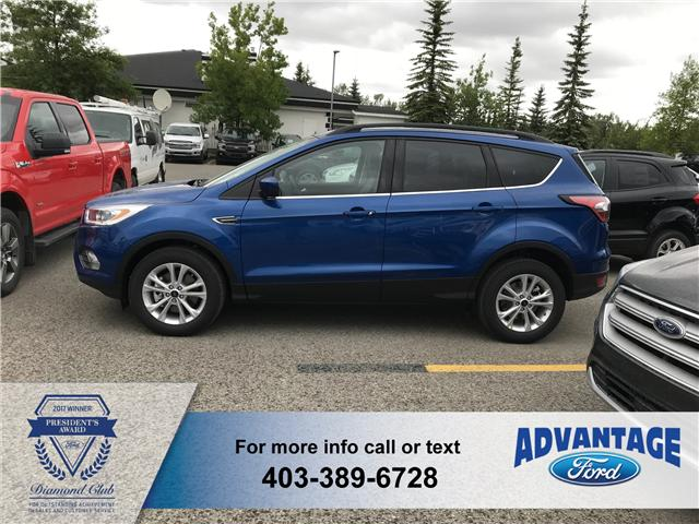 2018 Ford Escape SEL (Stk: J-1035) in Calgary - Image 2 of 5
