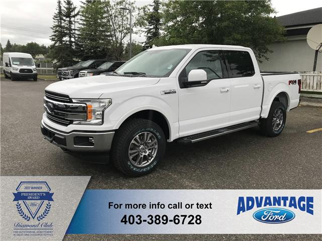 2018 Ford F-150 Lariat (Stk: J-1166) in Calgary - Image 1 of 5