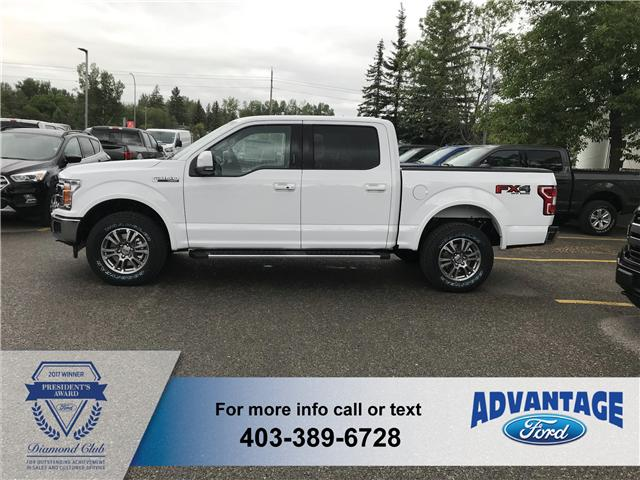 2018 Ford F-150 Lariat (Stk: J-1166) in Calgary - Image 2 of 5