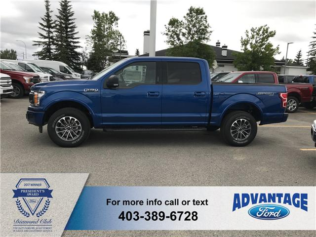 2018 Ford F-150 XLT (Stk: J-1210) in Calgary - Image 2 of 5