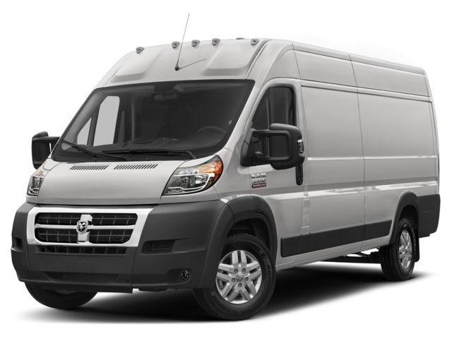 2018 RAM ProMaster 3500 High Roof (Stk: J139407) in Surrey - Image 1 of 8
