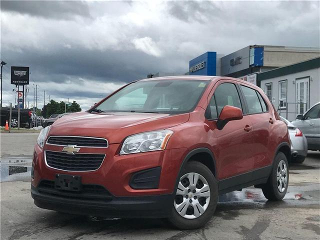 2014 Chevrolet Trax LS (Stk: NR12767A) in Newmarket - Image 1 of 19