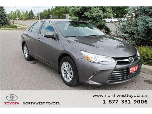 2017 Toyota Camry LE (Stk: 746640T) in Brampton - Image 1 of 14