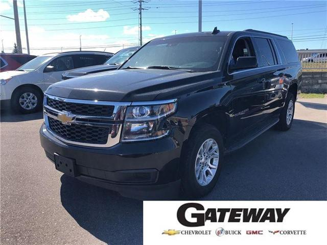 2016 Chevrolet Suburban LT|DVD PKG|LEATHER|BLUETOOTH| (Stk: 342769A) in BRAMPTON - Image 1 of 21