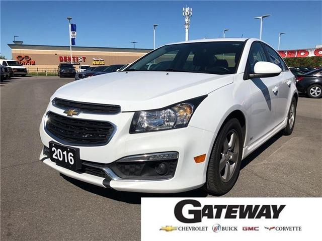 2015 Chevrolet Cruze 2LT|BLUETOOTH|REAR CAMERA|SUNROOF| (Stk: PA16918) in BRAMPTON - Image 1 of 16