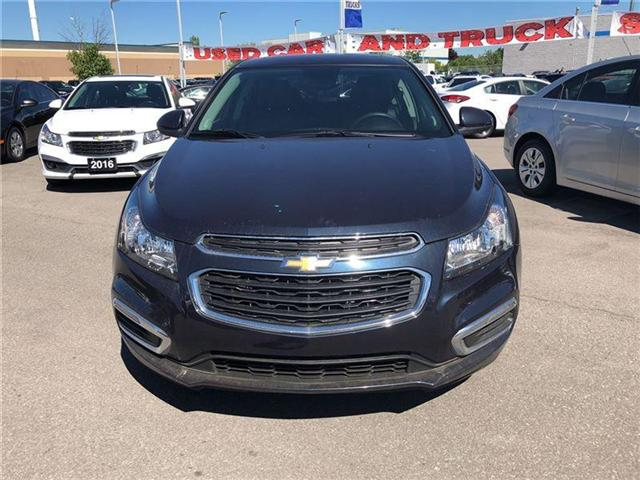 2016 Chevrolet Cruze - (Stk: PA17049) in BRAMPTON - Image 2 of 18