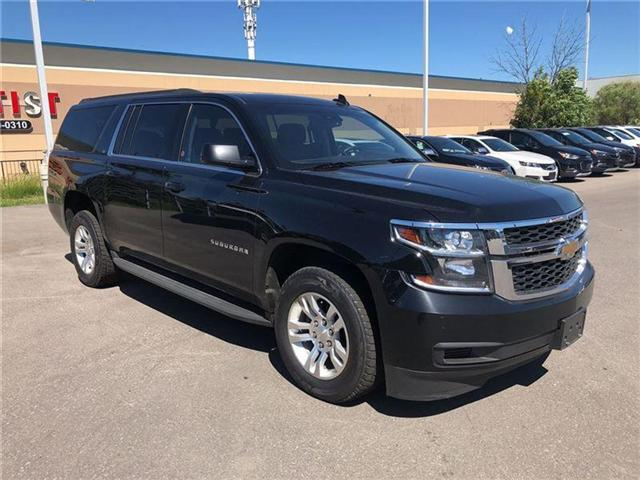 2016 Chevrolet Suburban LEATHER|BLUETOOTH|REMOTE STARTER| (Stk: 144727A) in BRAMPTON - Image 3 of 18