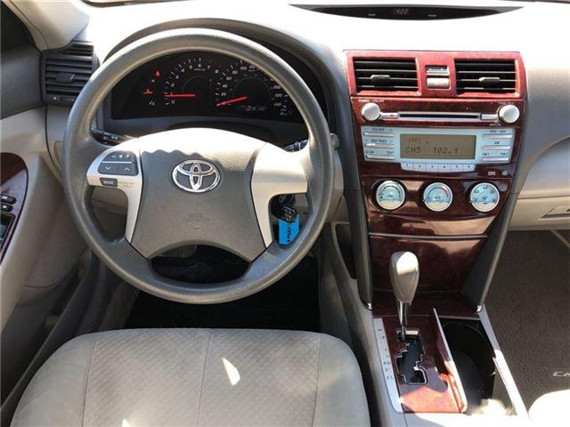 2009 Toyota Camry LE-CERTIFIED- TRADE-IN - CLEAN!!! (Stk: 277512A) in Markham - Image 9 of 15
