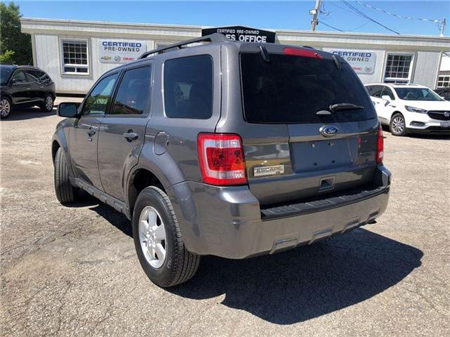 2012 Ford Escape XLT- CERTIFIED PRE-OWNED-1 OWNER TRADE (Stk: 552016A) in Markham - Image 4 of 21
