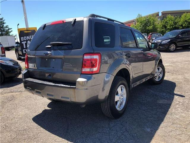 2012 Ford Escape XLT- CERTIFIED PRE-OWNED-1 OWNER TRADE (Stk: 552016A) in Markham - Image 6 of 21