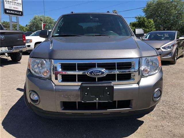 2012 Ford Escape XLT- CERTIFIED PRE-OWNED-1 OWNER TRADE (Stk: 552016A) in Markham - Image 8 of 21