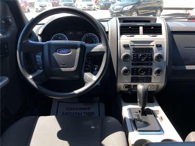 2012 Ford Escape XLT- CERTIFIED PRE-OWNED-1 OWNER TRADE (Stk: 552016A) in Markham - Image 11 of 21