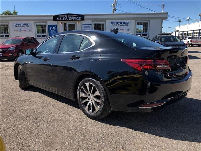 2015 Acura TLX TECH PKG-CERTIFIED PRE-OWNED-2 SETS TIRES-1 OWNER (Stk: 395023A) in Markham - Image 2 of 23