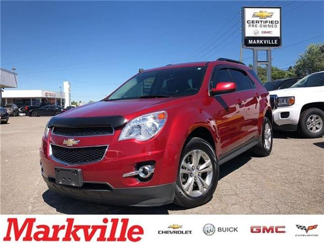 2014 Chevrolet Equinox 2LT-V6-GM CERTIFIED PRE-OWNED-1 OWNER TRADE (Stk: 289877A) in Markham - Image 1 of 21