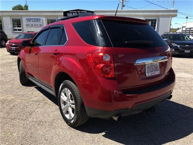 2014 Chevrolet Equinox 2LT-V6-GM CERTIFIED PRE-OWNED-1 OWNER TRADE (Stk: 289877A) in Markham - Image 2 of 21