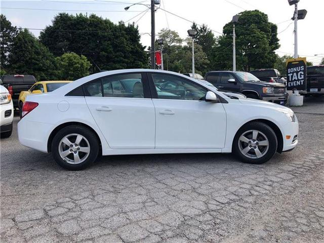 2013 Chevrolet Cruze 2LT-LEATHER-ROOF-GM CERTIFIED PRE-OWNED-1 OWNER (Stk: 107103A) in Markham - Image 5 of 21
