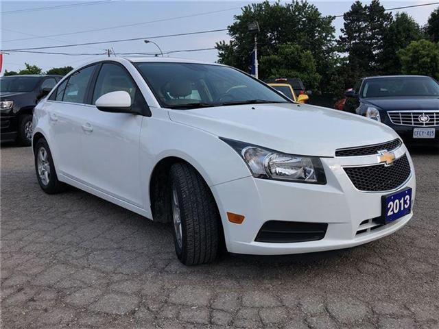 2013 Chevrolet Cruze 2LT-LEATHER-ROOF-GM CERTIFIED PRE-OWNED-1 OWNER (Stk: 107103A) in Markham - Image 6 of 21