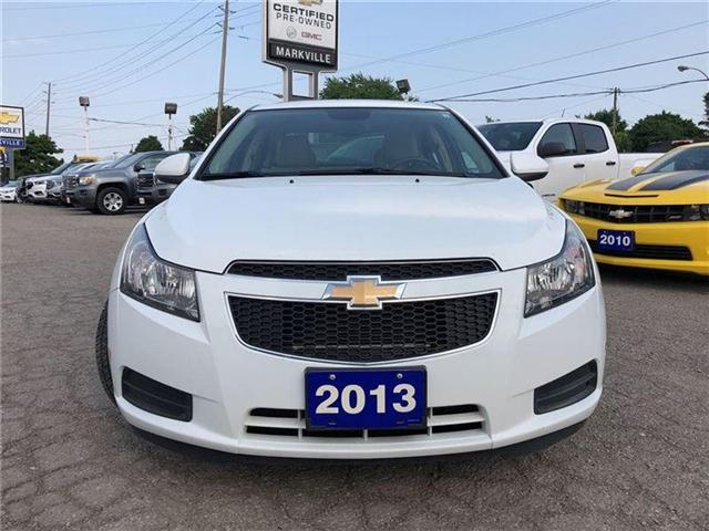 2013 Chevrolet Cruze 2LT-LEATHER-ROOF-GM CERTIFIED PRE-OWNED-1 OWNER (Stk: 107103A) in Markham - Image 7 of 21
