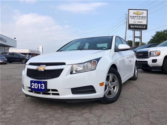 2013 Chevrolet Cruze 2LT-LEATHER-ROOF-GM CERTIFIED PRE-OWNED-1 OWNER (Stk: 107103A) in Markham - Image 8 of 21