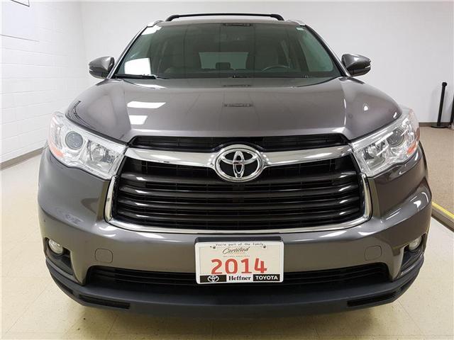 2014 Toyota Highlander XLE (Stk: 185597) in Kitchener - Image 7 of 24