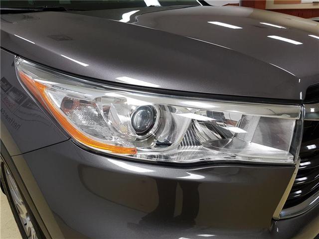 2014 Toyota Highlander XLE (Stk: 185597) in Kitchener - Image 11 of 24