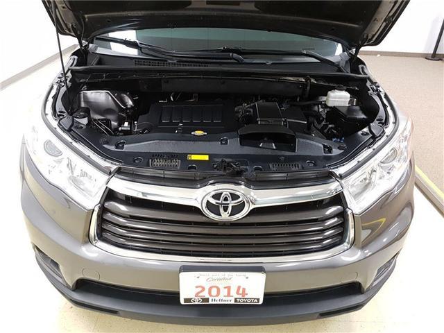 2014 Toyota Highlander XLE (Stk: 185597) in Kitchener - Image 23 of 24