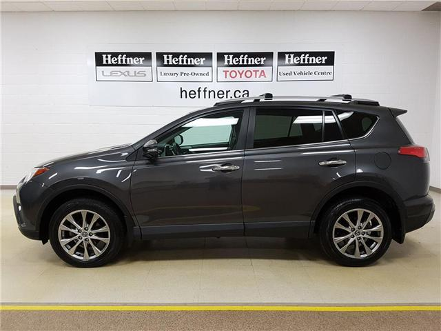 2016 Toyota RAV4 Limited (Stk: 185623) in Kitchener - Image 5 of 22