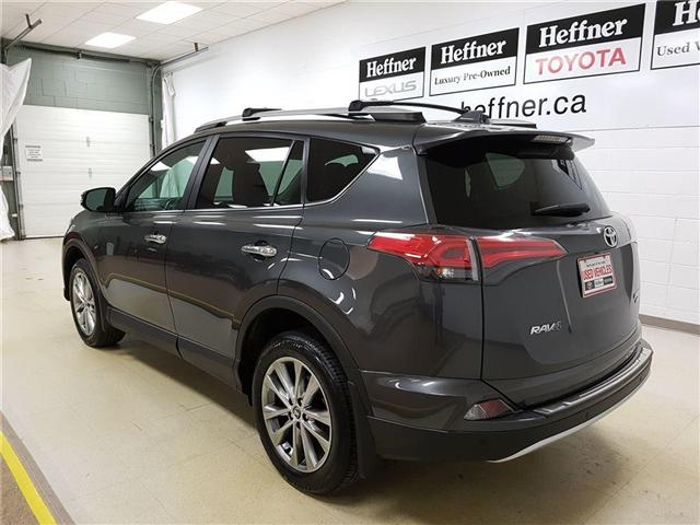 2016 Toyota RAV4 Limited (Stk: 185623) in Kitchener - Image 6 of 22
