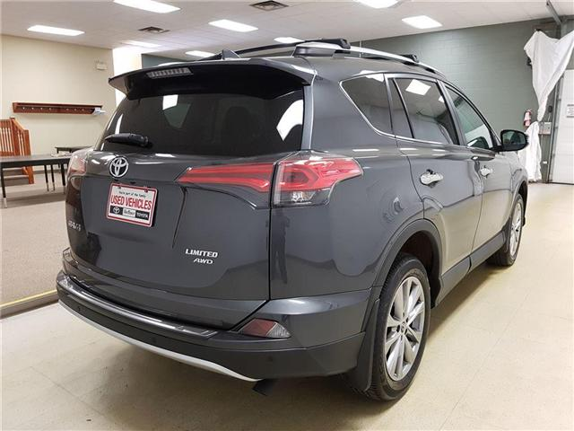 2016 Toyota RAV4 Limited (Stk: 185623) in Kitchener - Image 9 of 22