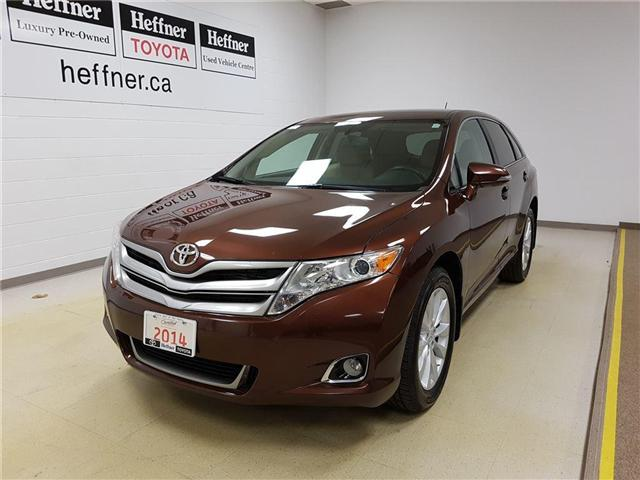 2014 Toyota Venza Base (Stk: 185625) in Kitchener - Image 1 of 19