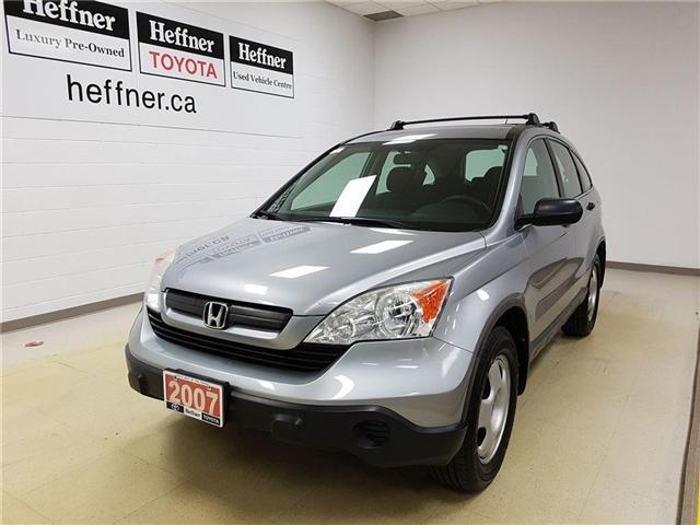 2007 Honda CR-V LX (Stk: 185429) in Kitchener - Image 1 of 19
