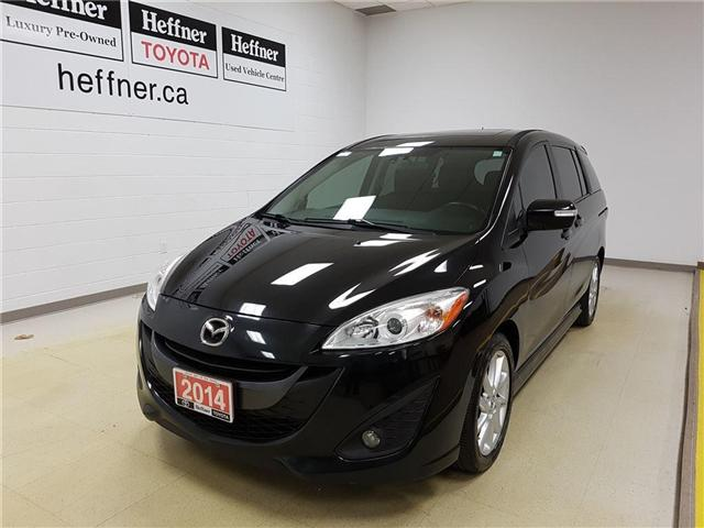 2014 Mazda Mazda5 GT (Stk: 185614) in Kitchener - Image 1 of 22