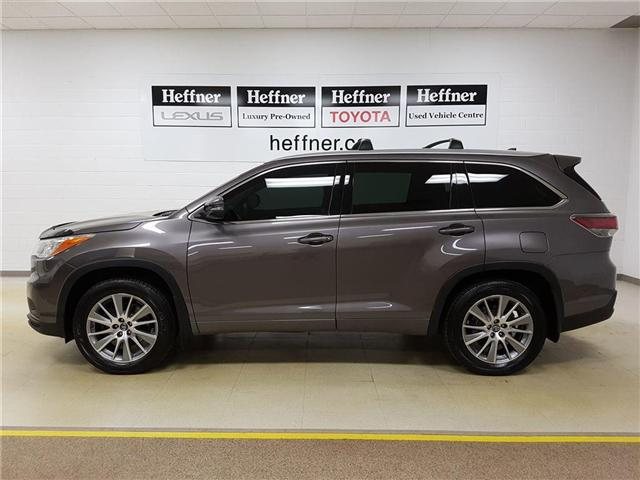 2016 Toyota Highlander  (Stk: 185616) in Kitchener - Image 5 of 24