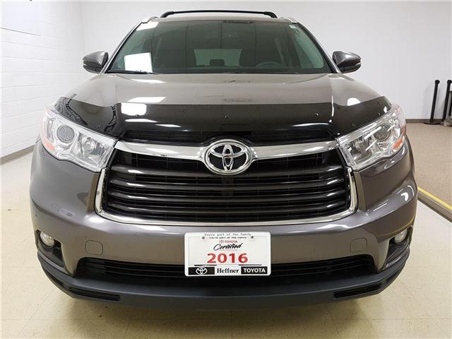 2016 Toyota Highlander  (Stk: 185616) in Kitchener - Image 7 of 24