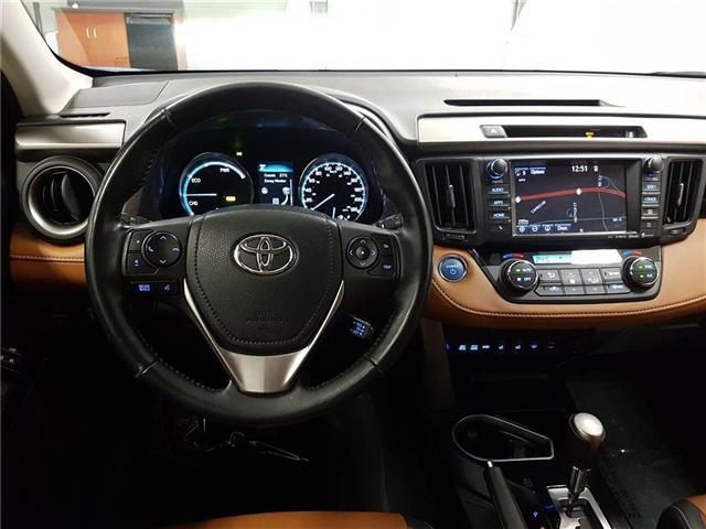 2016 Toyota RAV4 Hybrid  (Stk: 185670) in Kitchener - Image 3 of 22