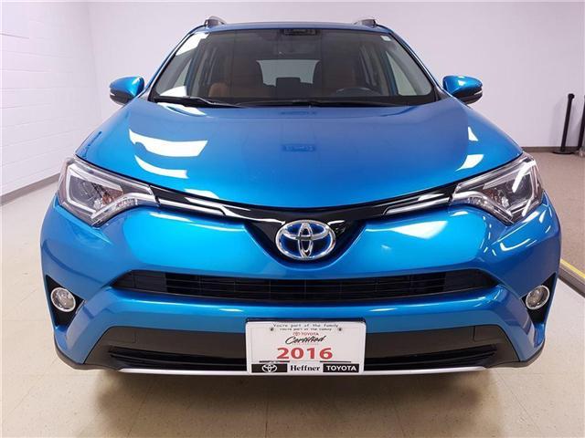 2016 Toyota RAV4 Hybrid  (Stk: 185670) in Kitchener - Image 7 of 22