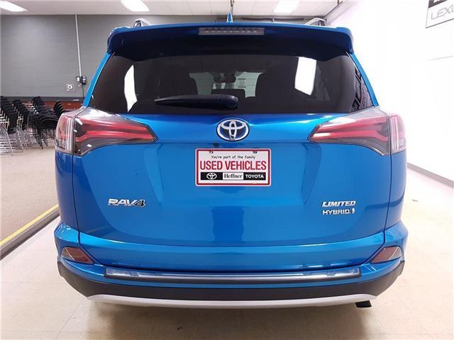 2016 Toyota RAV4 Hybrid  (Stk: 185670) in Kitchener - Image 8 of 22
