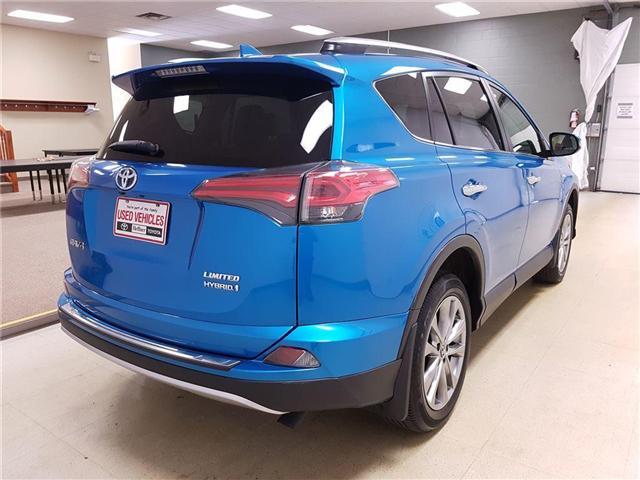 2016 Toyota RAV4 Hybrid  (Stk: 185670) in Kitchener - Image 9 of 22