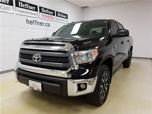 2015 Toyota Tundra  (Stk: 185629) in Kitchener - Image 1 of 21