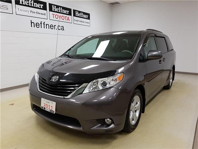 2011 Toyota Sienna  (Stk: 185639) in Kitchener - Image 1 of 20
