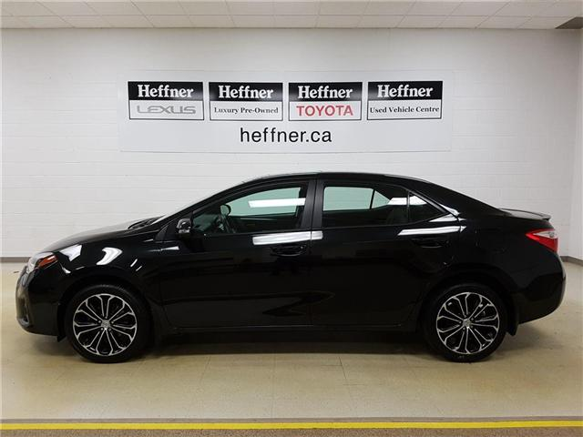2014 Toyota Corolla S (Stk: 185647) in Kitchener - Image 5 of 21
