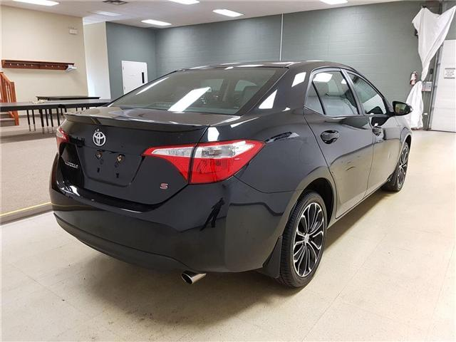 2014 Toyota Corolla S (Stk: 185647) in Kitchener - Image 9 of 21