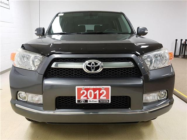 2012 Toyota 4Runner SR5 V6 (Stk: 185664) in Kitchener - Image 7 of 24